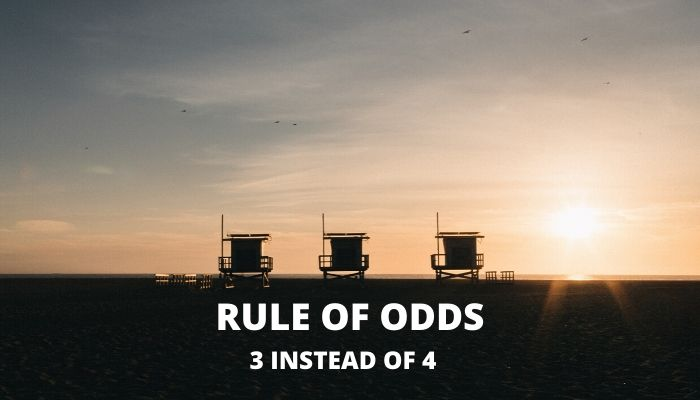 Silhouette of three lifeguard towers with text overlay.