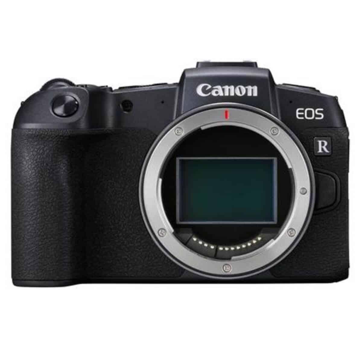 Canon EOS RP camera.