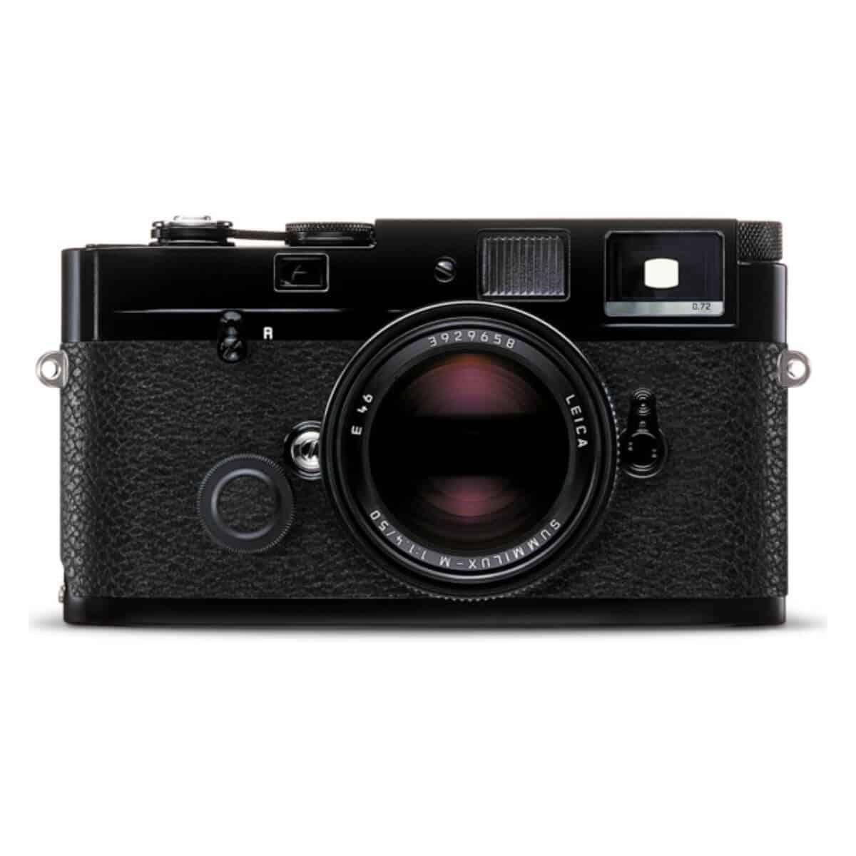 Leica MP film camera.