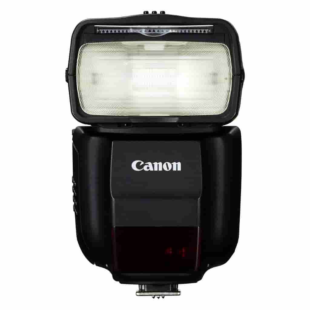Canon Speedlite 430EX III-RT Flash.