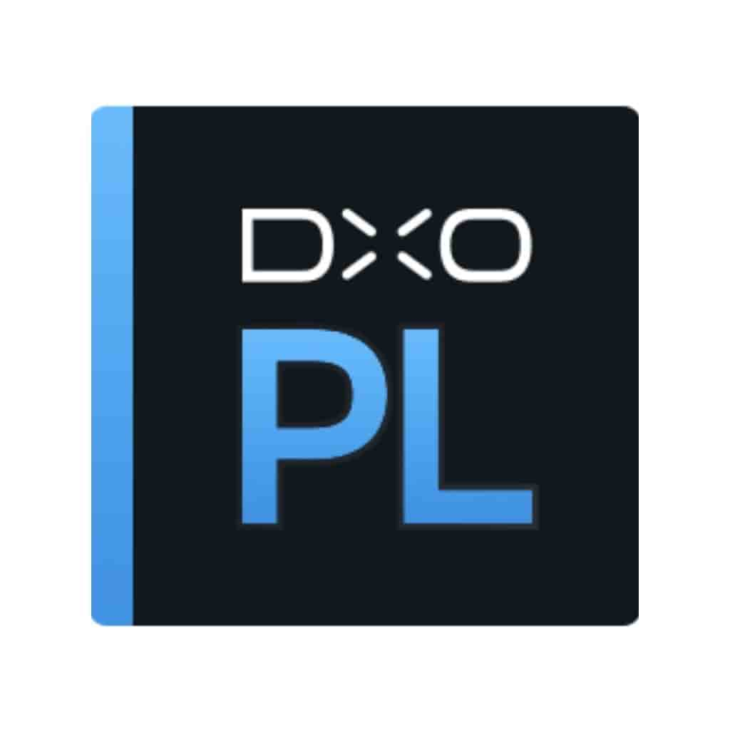 DxO PhotoLab logo.