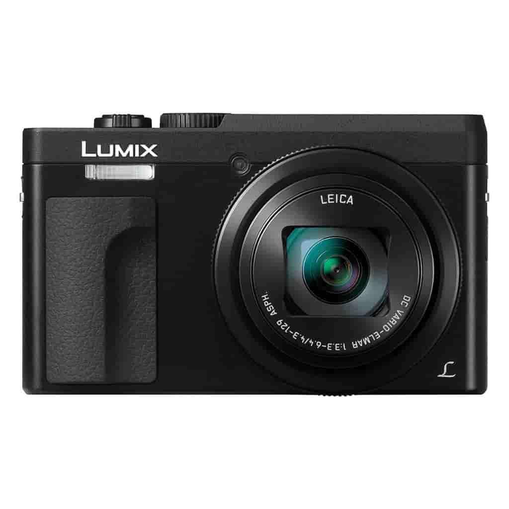 Panasonic LUMIX DC-ZS70 camera.