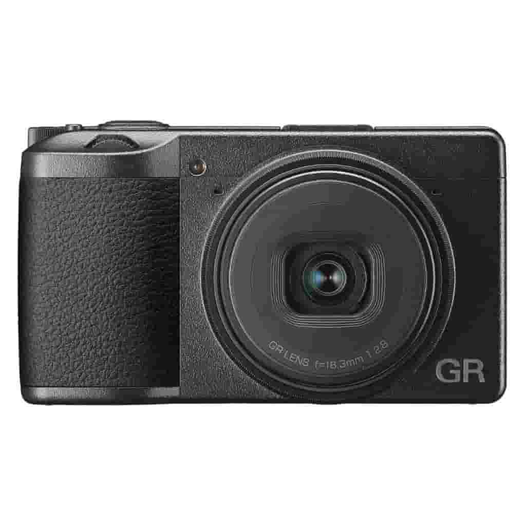 Ricoh GR Digital III camera.