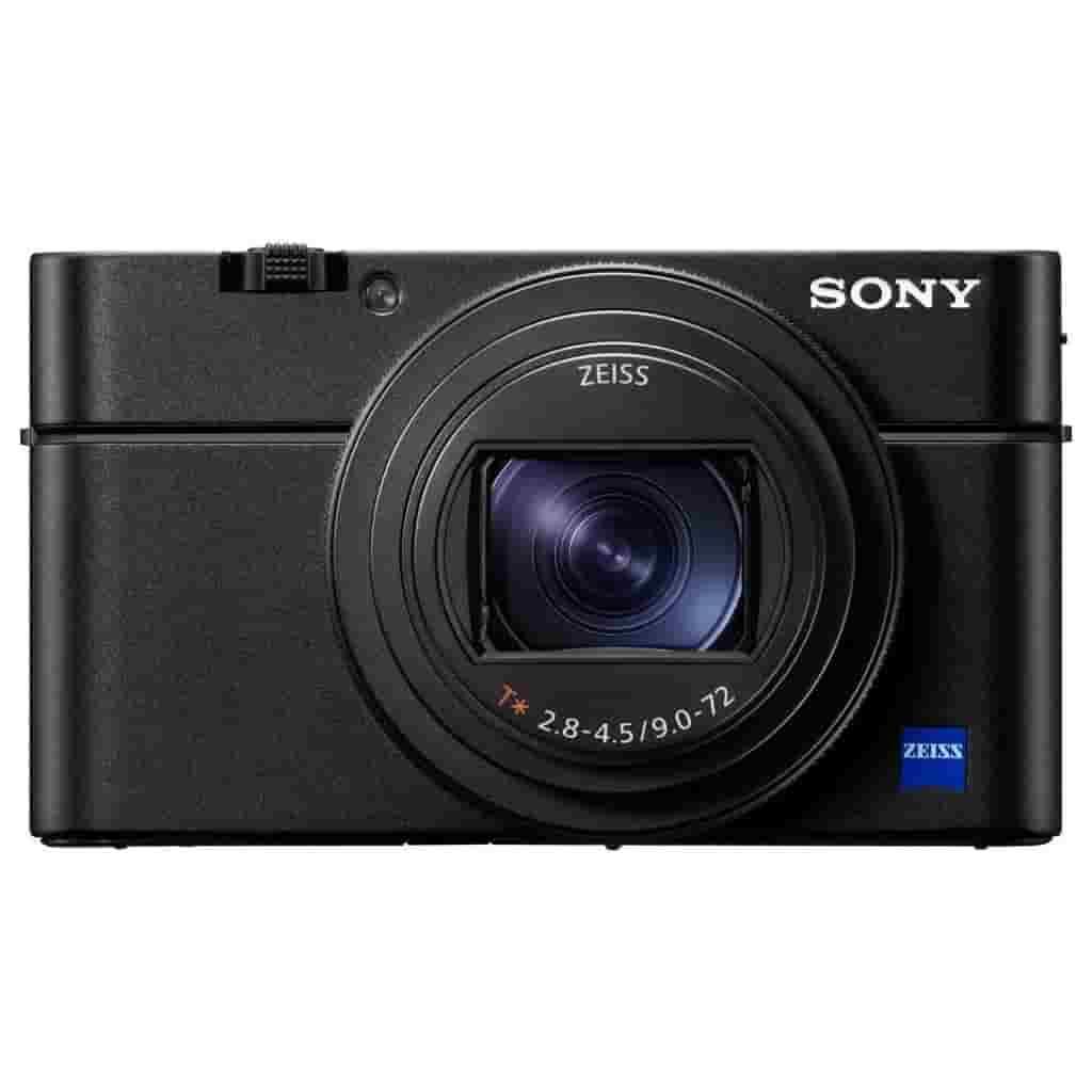 Sony Cyber-shot DSC-RX100 VII camera.